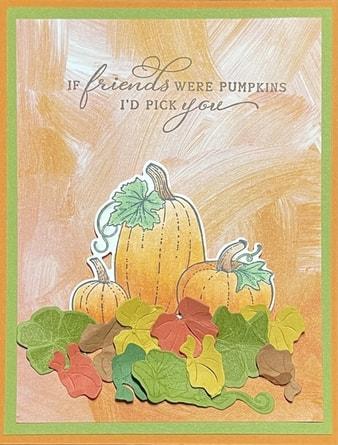 Dreaming of Pretty Pumpkins
